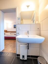 Zweibettzimmer-Standard-Eigenes Badezimmer-Terrasse