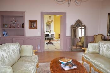 Chateau Masburel - Sitting Room