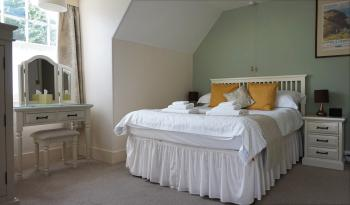 Double room-Standard-Ensuite with Shower-Countryside view-Room 6 - Base Rate