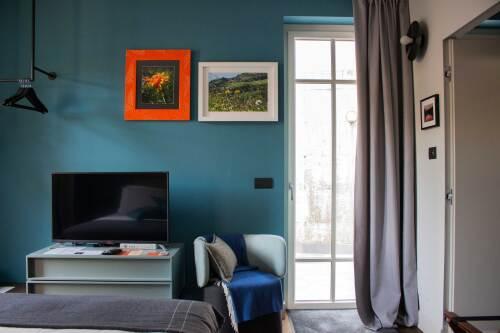 5-Suite-Superiore-Bagno in camera con doccia-Terrazza - Diretta