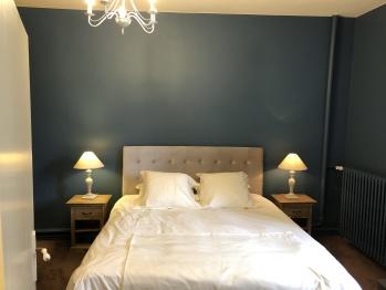 Chambre Evasion, avec son grand lit double 180x200 ou ses 2 lits simples, Instant La Ferme