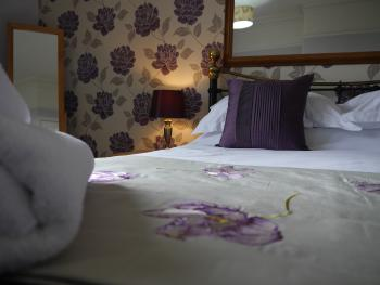 Luxury Cotton Percale Linen at Eastfield Lodge