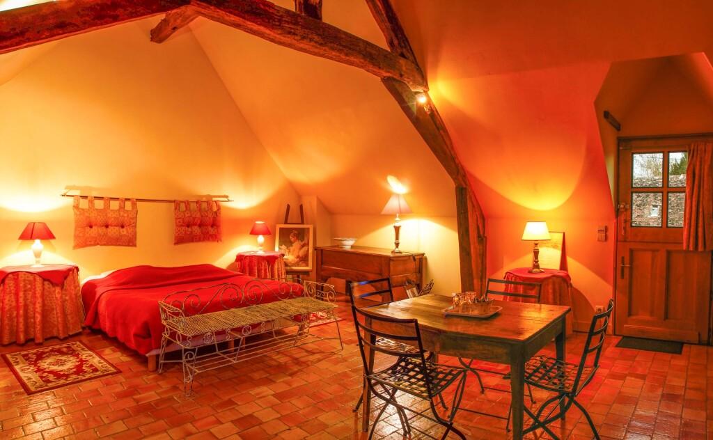 Le Manoir De La Maison Blanche, Amboise, France - Toproomscom