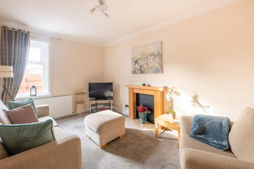 The Spey Apartment | Self Catering | Private Patio