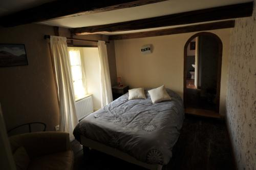 Chambre Double + 2 lits superposés.