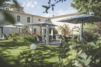 Jardin du Mas de Boudan