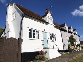 Millie's Cottage - Front of cottage