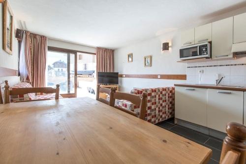 Appartement 204 avec Terrasse Panoramique - Vue sur Mont Blanc