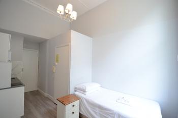 Single Studio with Private bathroom