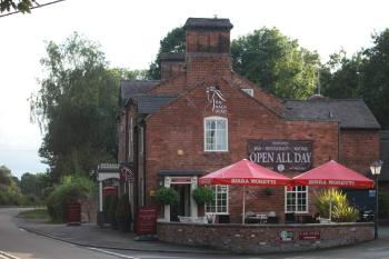 The Nags Head Inn - Outside 2021