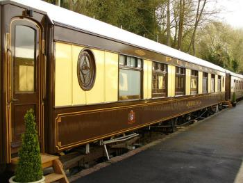 A Pullman Carriage
