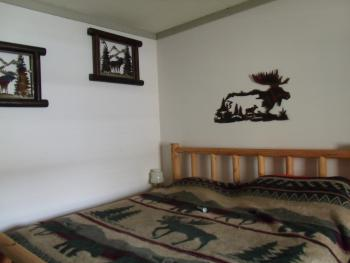 LODGE- Moose room-Double room-Private Bathroom-Standard-Terrace