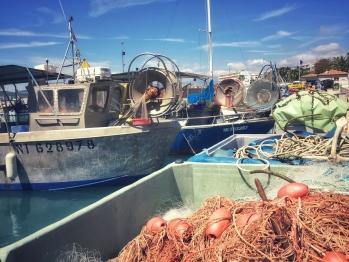 ⚓️ Le charme des petits bateaux de pêcheurs