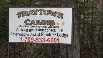 Traytown Cabins (3-Star Resort)