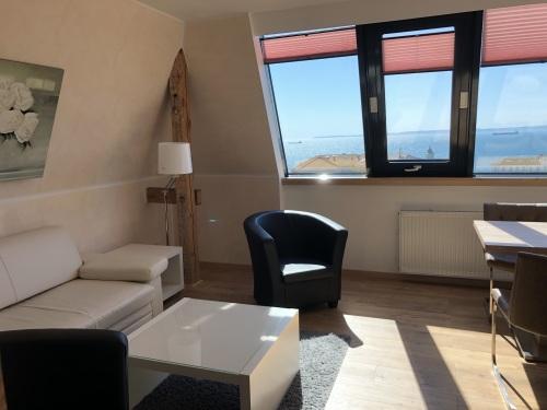 Penthouse-Apartment-Eigenes Badezimmer-Meerblick