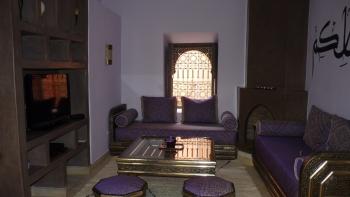 Suite-Salle de bain Privée-Balcon-Perle du désert - Tarif de base