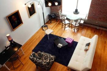 Guestroom loft 2
