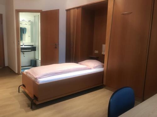 Chambre Simple-Salle de bain - Tarif de base