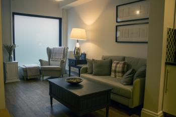 Downshire Haven  - living space