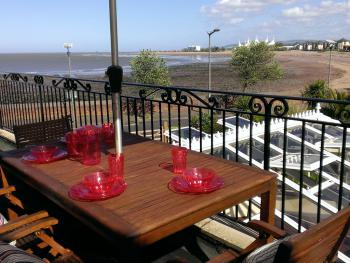 View Balcony Beachview suite