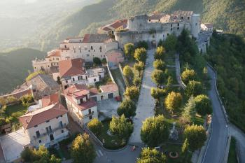 Picinisco - Il Castello - 1,000 years of history