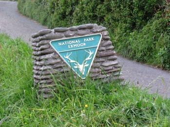 Gate way to Exmoor