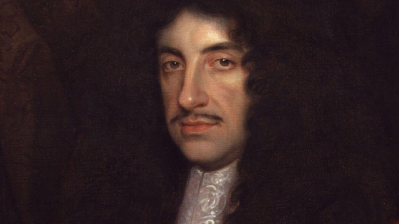 The visit of Charles II