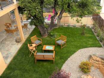jardin et terrasses privatifs