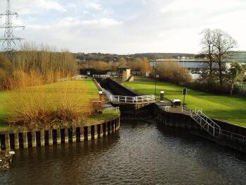 Aldwark Lock