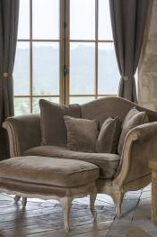 Le fauteuil du salon