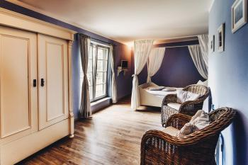 Doppelzimmer Himmelbett