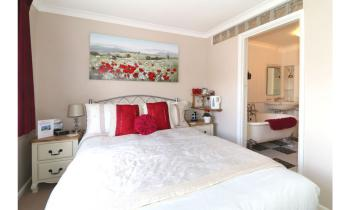 Double room-Comfort-Ensuite with Bath-Garden View-Double room