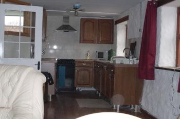 The Granary Apartment Kitchen