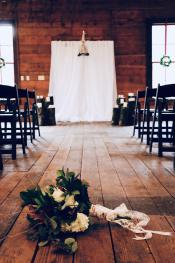Wedded Historical Bliss at Coulter Farmstead