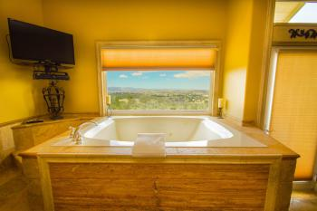 The Grand Manor Suite- Executive Jacuzzi Tub Vineyard View