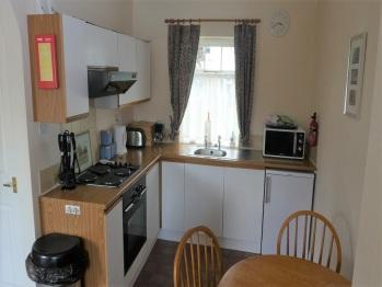Cuckoo Cottage Kitchen