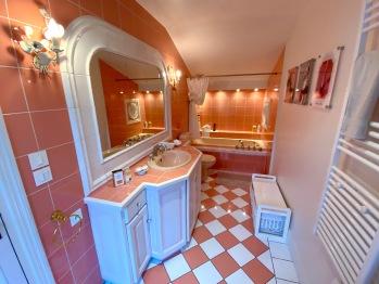 Château des Janroux Salle de bains Comtesse