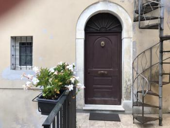 Entrance - Casa del Prete