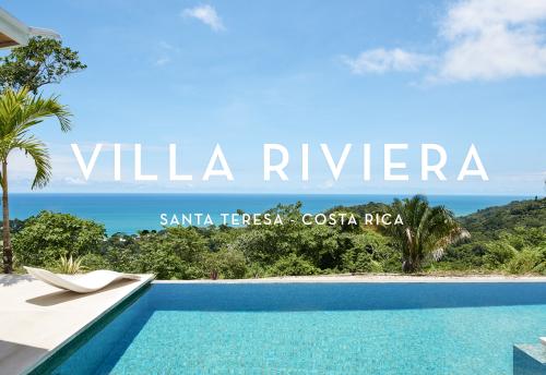 Villa Riviera Modernist Tropical house ocean View