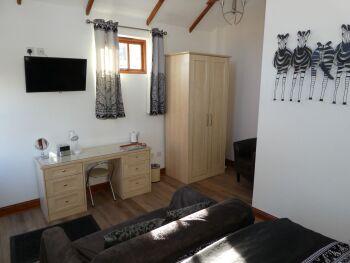 Barn Owl B&B Bedroom