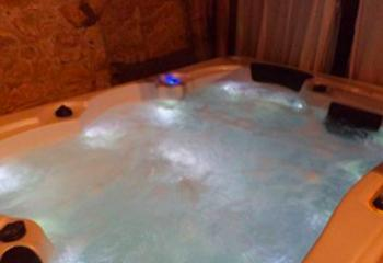 Chambre Simple-Jacuzzi - Tarif single avec diner