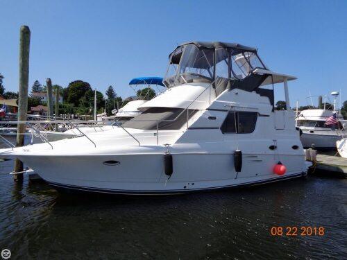 SeaClusion - 32ft Silverton Motoryacht