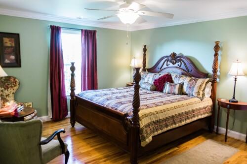 Triple room-Ensuite-Standard-Elegant Green Suite