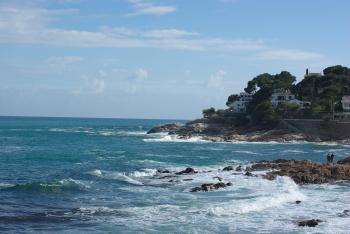 playa cala sa conca