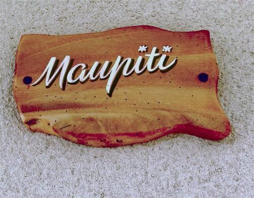 Chambre familiale Maupiti