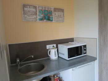 L'Atelier - la kitchenette