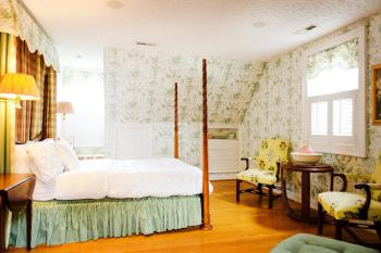 Lily of the Valley Suite-Double room-Ensuite with Shower-Luxury-Garden View - Base Rate