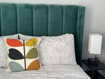 Room 3 - Bed