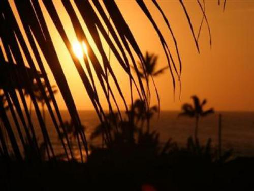 Gorgeous Kauai sunset