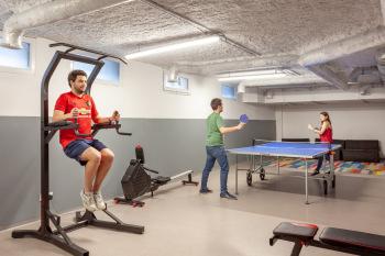 Salle de sport - Le Keep Fit